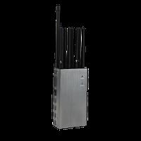Кондор-Про-8. Усиленный подавитель, глушилка GSM/CDMA/GPS/WIFI/3G/4G/Lojack