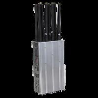 Кондор-Про-8 (Оригинал). Усиленный подавитель, глушилка GSM/CDMA/GPS/WIFI/3G/4G/Lojack