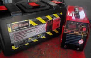 Сварочный инверторный аппарат Edon MMA 250 mini Чемодан, фото 2