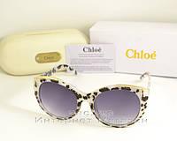 Женские солнцезащитные очки Chloe новая модель качество Хлое Хлоя реплика