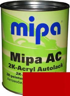 Автокраска акриловая 118 Кармен MIPA 2K 1л. без отвердителя