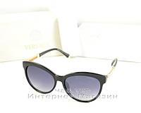Женские солнцезащитные очки Versace Версаче новая модель 2019 год качество версачи реплика