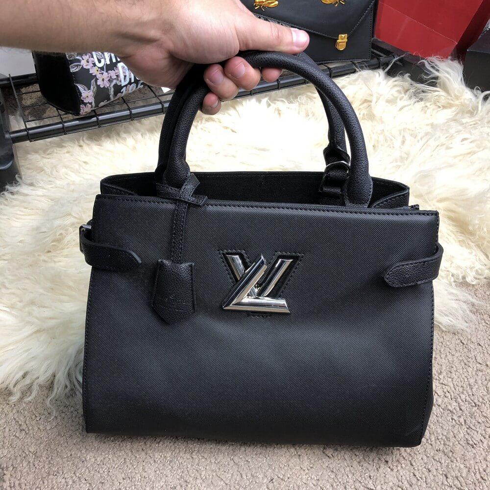 Сумка в стиле Louis Vuitton Twist Epi Noir реплика, цена 1 700 грн ... 3137f787572