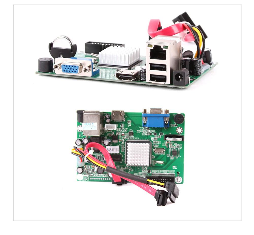 IP видеорегистратор Smar N1008F для видеонаблюдения