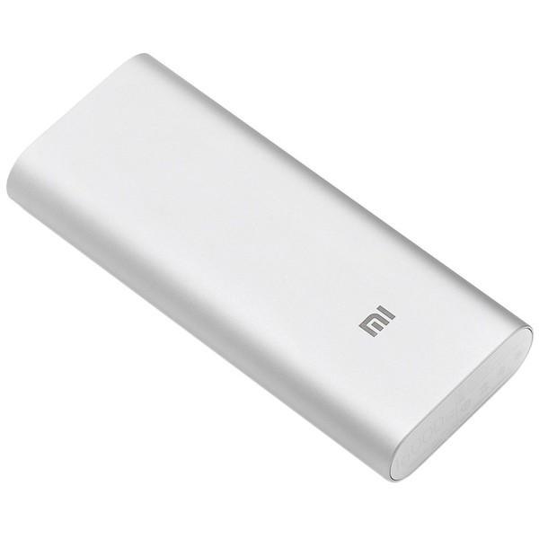 Xiaomi Mi Power Bank 16000 mAh, универсальный аккумулятор