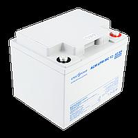 Аккумулятор мультигелевый LogicPower 12V, 40 Ah (40000 mAh), AGM