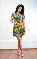 Молодежное нарядное платье (размер 44,46,48), фото 1