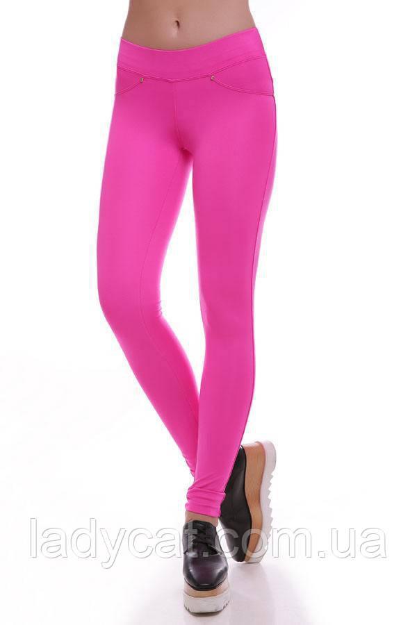 13ee8f469fd46 Летние женские леггинсы малинового цвета классического стиля ...