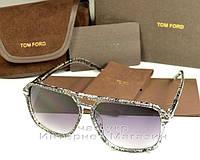 Женские солнцезащитные очки Tom Ford градиентная линза классическая модель 2020 года том форд копия