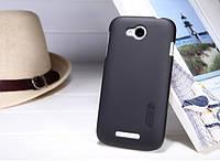 Чехол Nillkin Lenovo A706 Super Frosted Shield black