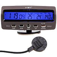 Автомобильные часы VST-7045V, фото 1