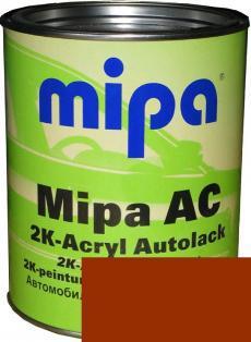 Автокраска акриловая 165 Коррида MIPA 2K 1л без отвердителя