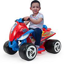 Электромобиль квадроцикл Quad 6V Щенячий патруль Injusa 7243