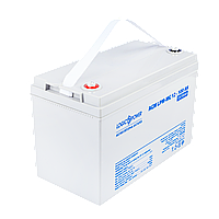 Аккумулятор мультигелевый LogicPower LPM 12V, 100 Ah, AGM