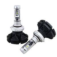 Автолампа LED HB4(9006), 50W, 12000LM, 6000K, 9-32V (пара)