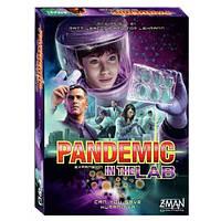 Пандемия: В лаборатории настольная игра, Pandemic: In the Lab для 2-4 игроков, фото 1