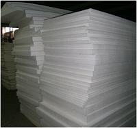 Поролон листовой пенополиуретан мебельный 40мм(50*100)