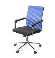 Кресло офисное БРУНО CH TILT синий