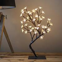 "Светодиодное дерево ""Цветущая сакура"" 45 см"