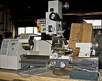 Многофункциональный  настольный токарный станок TURNER250MV