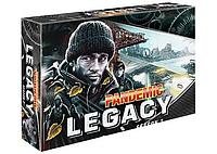 Пандемия: Наследие 2 черная, настольная игра, Pandemic Legacy: Season 2, для 2-4 игроков, фото 1