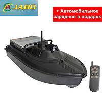 Прикормочный кораблик для рыбалки Jabo 2AD-20AH модель 2018 Задний ход