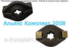 Муфта ведомая 6-шлицов привода НШ-10