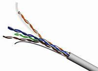 Провод UTP 5е 4x2x0.5 Cu медь (бухта 305м)