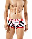 Мужское нижнее белье Seobean - №3842, Цвет красный, фото 2