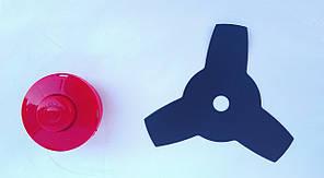 Мотокоса Тайга ТБТ-6700 (1 нож, 1 катушка), фото 2