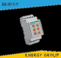 Реле модульное контроля напряжения РМ КН 12 УЗ (трехфазное)