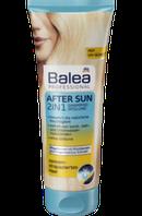 Шампунь 2 в 1 Balea Professional After Sun, для волосся після сонячного впливу 250мл.