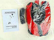 Бензокоса Беларусмаш ББТ-6900 (4 ножа, 3 катушки), фото 3