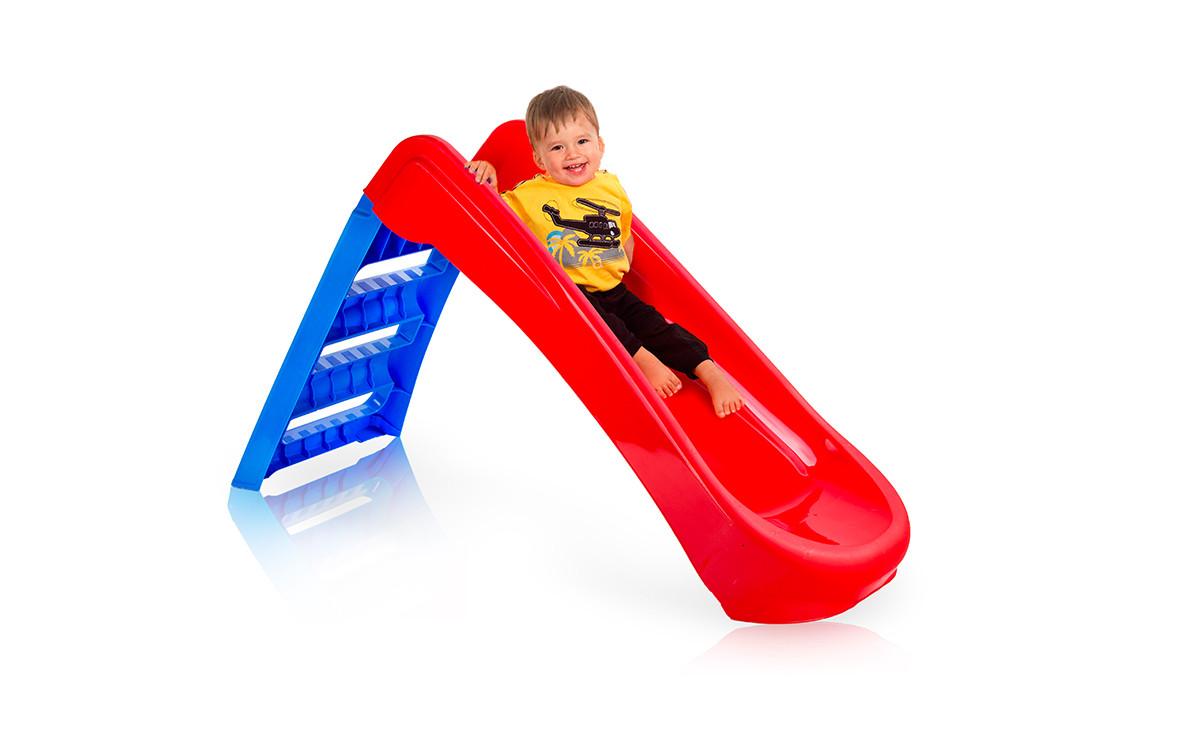 Детская горка Foldable Slide 130 см марки Tobi Toys