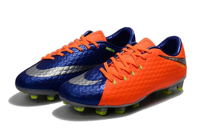 Футбольные бутсы Nike HyperVenom Phelon III FG