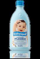 Детская пена для ванной Babylove с экстрактом ромашки