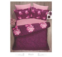 Двуспальный комплект постельного белья Le Vele Blush Spring