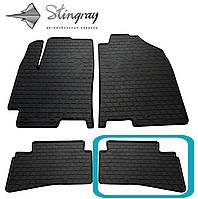 Kia Stonic 2017- Задний правый коврик Черный в салон