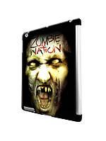 Чехол  для iPad 2/3/4/ Air / Mini. zombie nation