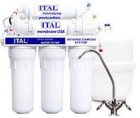 Фильтр осмос ITAL Standart 6-50 6 ступеней