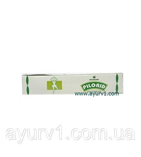 Пилорид - керальская мазь  / Nagarjuna (Kerala) Pilorid Ointment /20 г