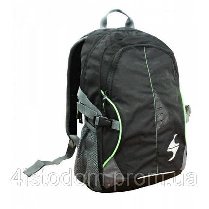 Рюкзак Blizzard Day backpack black/green, фото 2