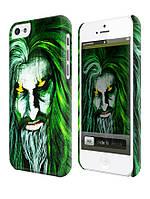 Чехол  на айфон 5 с .zombie rob