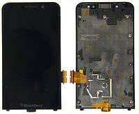 Дисплейные модули в сборе (дисплей + сенсор) для BlackBerry