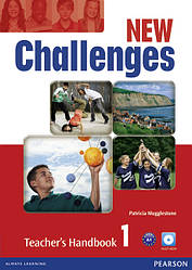Challenges NEW 1 Teachers Book+Multi-Rom