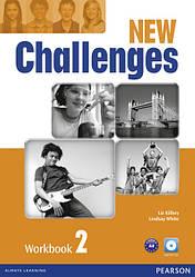 Challenges NEW 2 WorkBook+CD-Rom