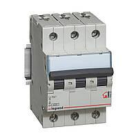 ⚡ Legrand TX³ Автоматический выключатель (автомат) C 6A 3П 6kA
