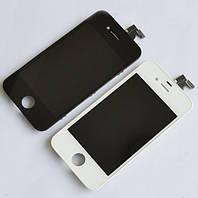 Дисплей + тачскрин  Apple iPhone 4 и 4S экран , фото 1