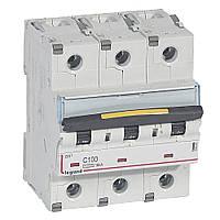 ⚡ Legrand DX³ Автоматический выключатель (автомат) 3П C 100A 16kA