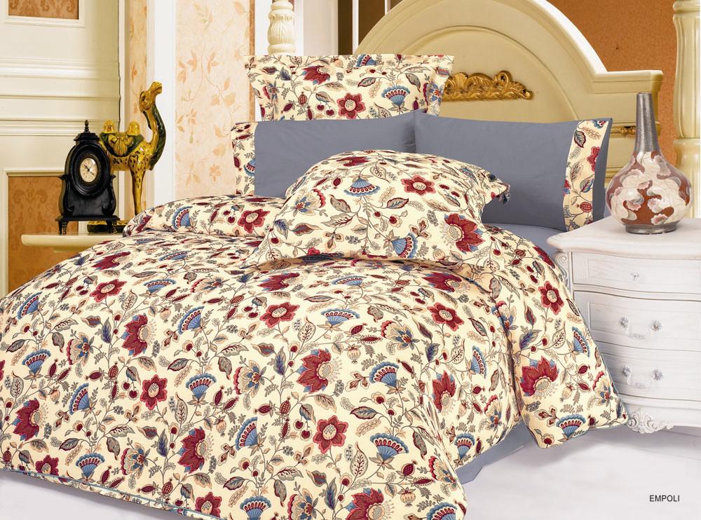 Двуспальный комплект постельного белья Le Vele Empoli Жатка